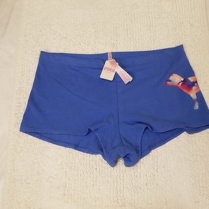 Pink Victoria Secret boy shorts
